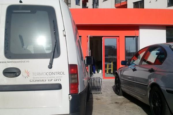 Lucrari de instalatii termice si sanitare – cabinet medical
